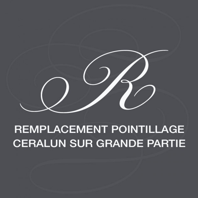 Changement pointillage ou...